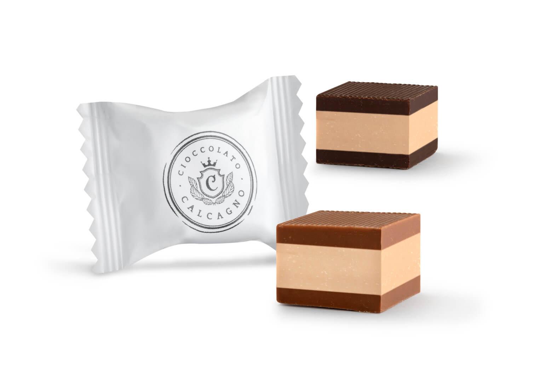 Cioccolato Calcagno: Cremini alla nocciola